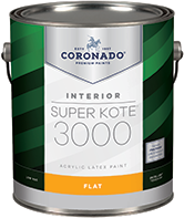 Hattiesburg Paint and Decorating Super Kote 3000 is newly improved for undetectable touch-ups and excellent hide. Designed to facilitate getting the job done right, this low-VOC product is ideal for new work or re-paints, including commercial, residential, and new construction projects.boom