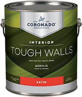 Hattiesburg Paint and Decorating Tough Walls is engineered to deliver exceptional stain resistance and washability. The ideal choice for high-traffic areas, it dries to a smooth, long-lasting finish. Add easy application, excellent hide and quick drying power, Tough Walls is your go-to interior paint and primer. Available in five acrylic sheens—and one alkyd formula—the Tough Walls line includes solutions for all your interior painting needs.boom
