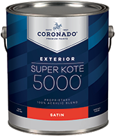 Hattiesburg Paint and Decorating Super Kote 5000 Exterior is designed to cover fully and dry quickly while leaving lasting protection against weathering. Formerly known as Supreme House Paint, Super Kote 5000 Exterior delivers outstanding commercial service.boom